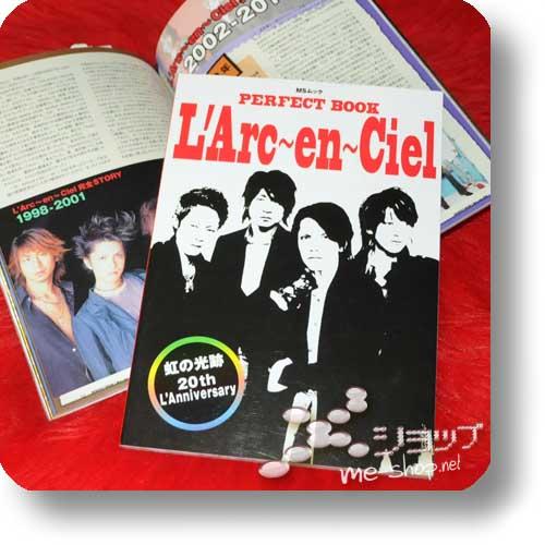 L'ARC~EN~CIEL - PERFECT BOOK (History/Photobook 1997-2011)-0