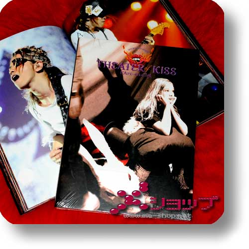 L'ARC~EN~CIEL - Tour 2007-2008 THEATER OF KISS (Fotobuch)-0
