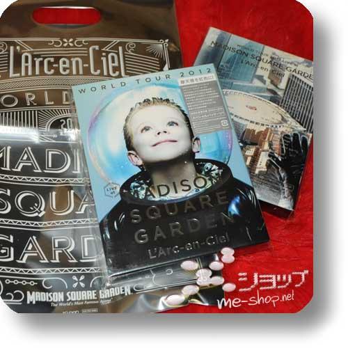 L'ARC~EN~CIEL - WORLD TOUR 2012... LIM.BOX 2DVD+2CD+Bonus!-0