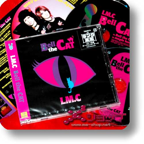 LM.C - Bell the CAT (LIM.CD+DVD)-0