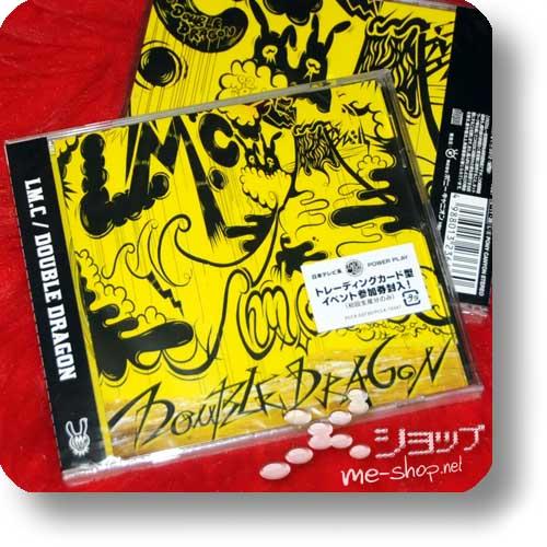 LM.C - Double Dragon (lim.1.Press inkl.Tradingcard)-0