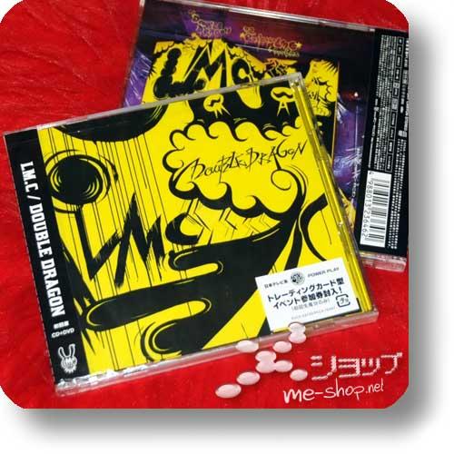 LM.C - Double Dragon LIM.CD+DVD-0