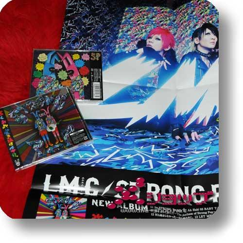 LM.C - Strong Pop LIM.CD+DVD A-Type+Bonus-Promoposter!-0