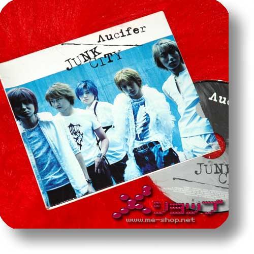 LUCIFER (ΛUCIFER) - JUNK CITY (Re!cycle)-0