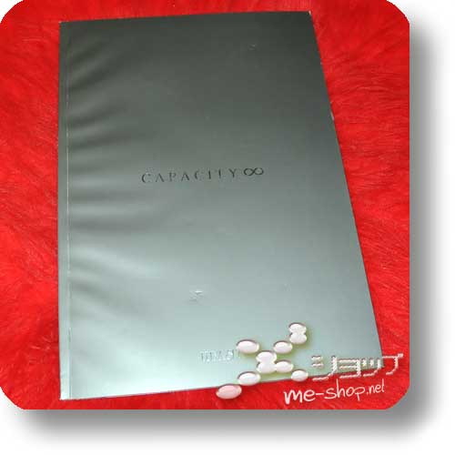 LUNA SEA - 10TH ANNIVERSARY GIG NEVER SOLD OUT Original Tour Pamphlet (Re!cycle)-0