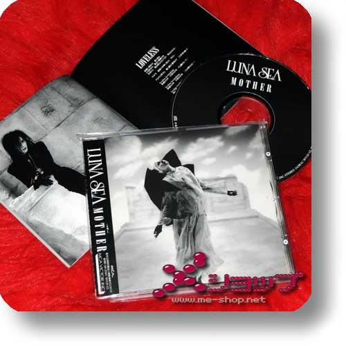 LUNA SEA - MOTHER (MCA-Originalpressung 1994) (Re!cycle)-0