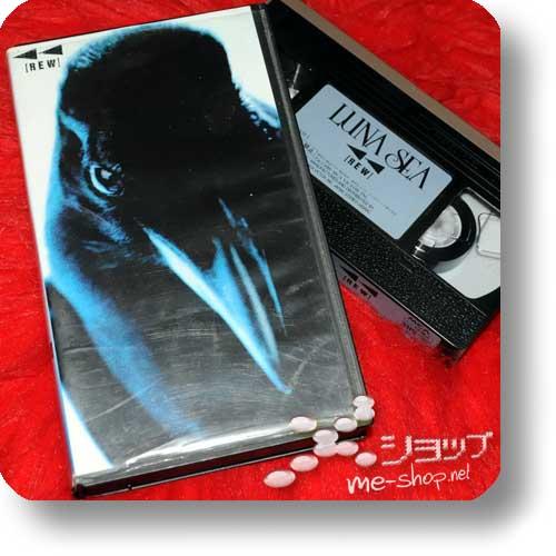 LUNA SEA - REW (lim.VHS orig. 1997!) (Re!cycle)-0