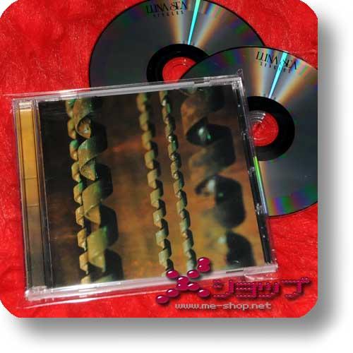 LUNA SEA - SINGLES (2CD) (Re!cycle)-0