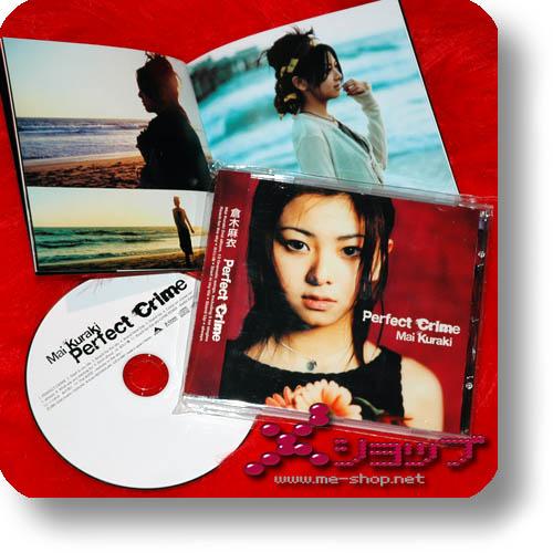 MAI KURAKI - Perfect Crime (Re!cycle)-0