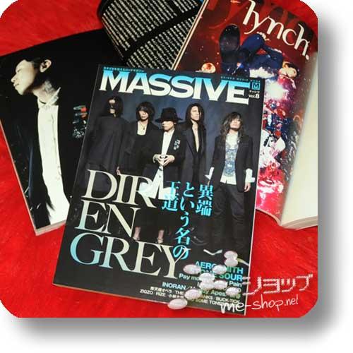 MASSIVE Vol.8 (Dez.12) DIR EN GREY, lynch., INORAN, SUGIZO...-0