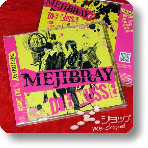 MEJIBRAY - DIE KUSSE LIM.CD+DVD A-Type-0