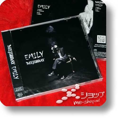 MEJIBRAY - Emily LIM.CD+DVD A-Type-0