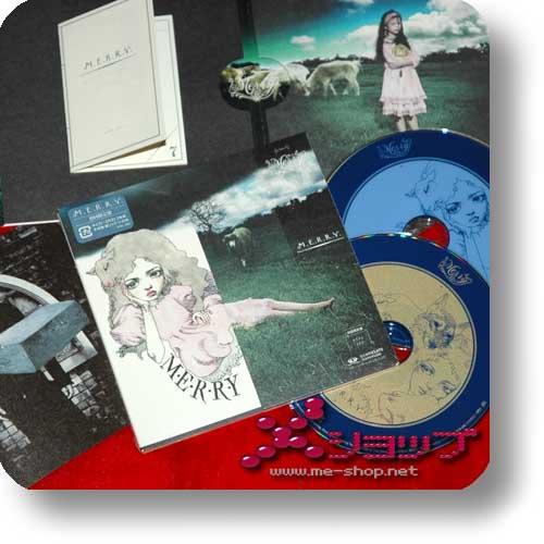 MERRY - M.E.R.R.Y. (lim.CD+DVD) (Re!cycle)-0