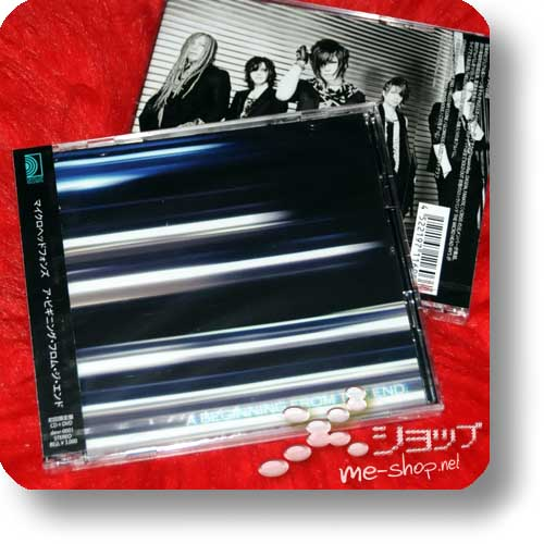 THE MICRO HEAD 4N'S - A Beginning From The End LIM.CD+DVD-0