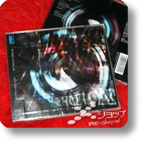 THE MICRO HEAD 4N'S - Reverberations LIM.CD+DVD-0