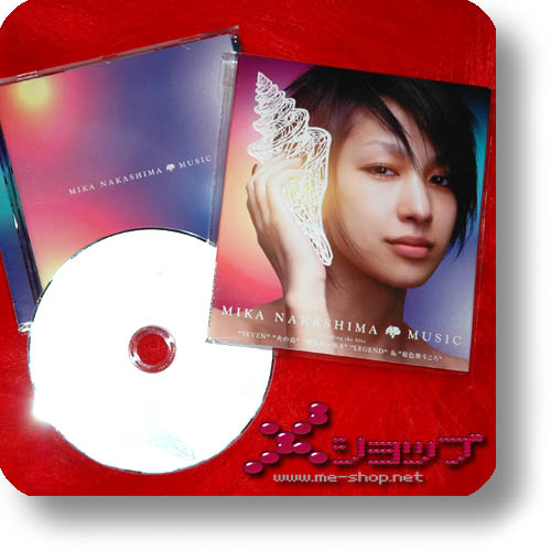 MIKA NAKASHIMA - MUSIC lim.1.Press (Re!cycle)-0