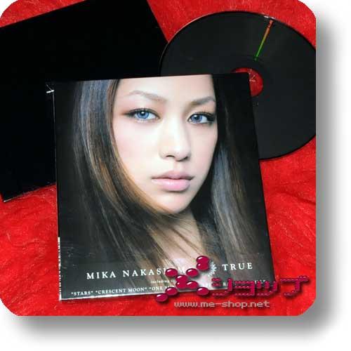 MIKA NAKASHIMA - TRUE (lim.1.Press!) (Re!cycle)-0
