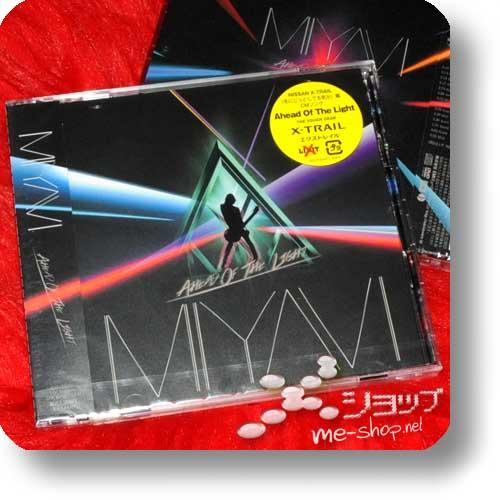 MIYAVI - Ahead of the light CD+DVD-0