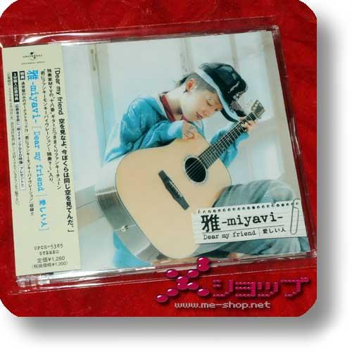 MIYAVI - Dear my friend / Itoshi hito (Re!cycle)-0
