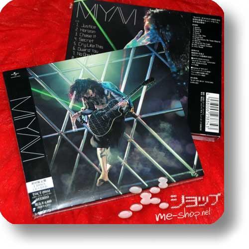 MIYAVI - MIYAVI (LIM.CD+DVD)-0