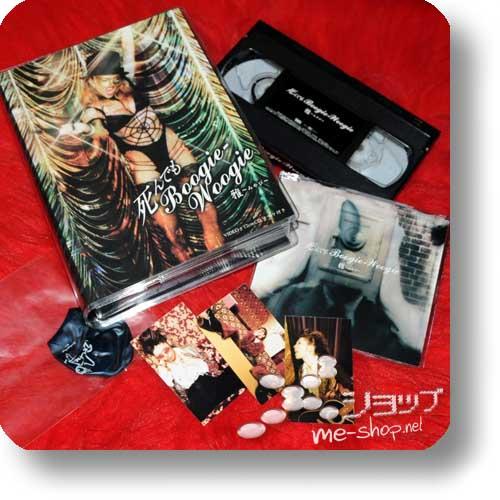 MIYAVI - Shindemo Boogie-Woogie LIM.BOX MCD+VHS+Bonus (Re!cycle)-0