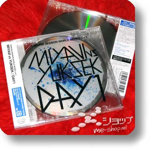 MIYAVI vs. YUSEK - DAY1 (LIM.CD-EXTRA)-0
