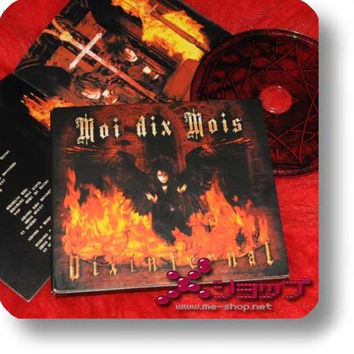 MOI DIX MOIS - Dix Infernal (LIM.1.PRESS / DIGIPAK) (Re!cycle)-0