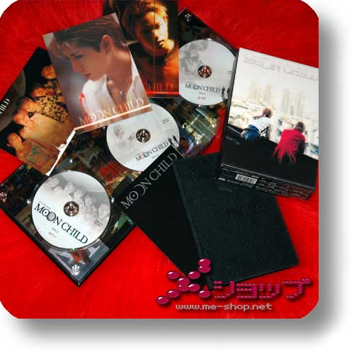 MOON CHILD lim.3DVD-Box inkl. Photobook (GACKT, HYDE) (Re!cycle)-0