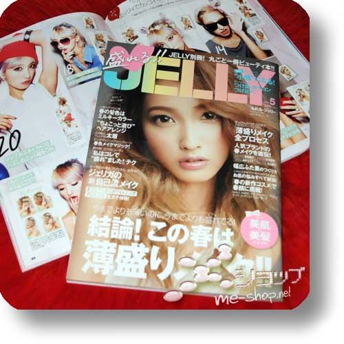 MORERU!!JELLY Vol.05 (März 2013) Fashion & Lifestyle Mag-0