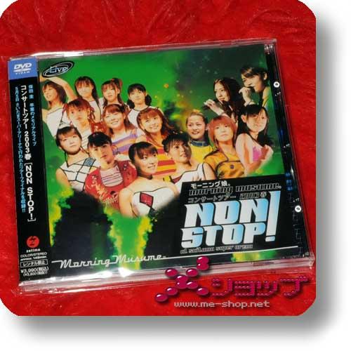 MORNING MUSUME. - Concert Tour 2003 Haru NON STOP! (DVD) (Re!cycle)-7119