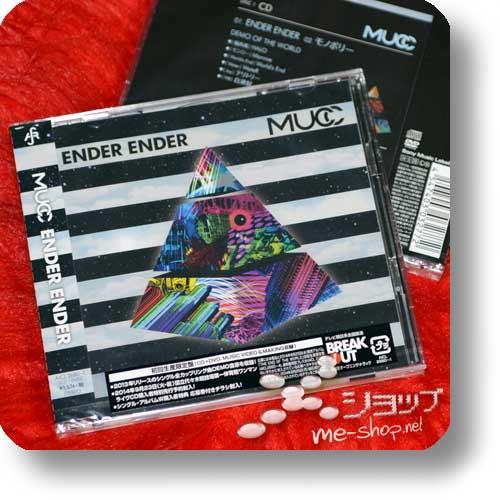 MUCC - ENDER ENDER (lim.CD+DVD)-0
