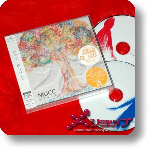 MUCC - Horizont (lim.CD+DVD)-0