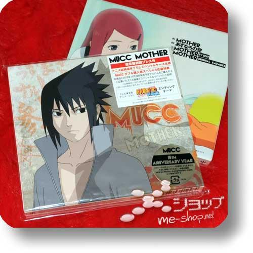 MUCC - Mother LIM.1.Press CD+Bonustracks+NARUTO-Cover!-0