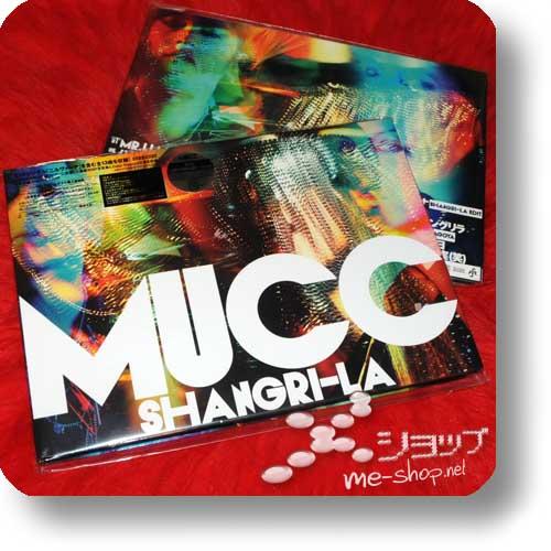 MUCC - Shangri-la LIM.BOX (2CD+100s-A4-Fotobuch!)-0