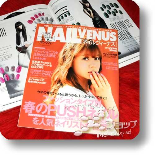 NAIL VENUS 2013/Spring (Fashion- & Lifestyle-Magazin)-0