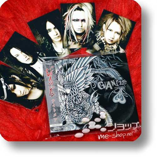 NIGHTMARE - GIANIZM lim.Box CD+DVD+Bonus! (Re!cycle)-0