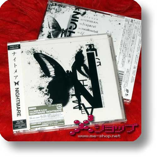 NIGHTMARE - NIGHTMARE LIM.CD+DVD A-Type 1.Press (Re!cycle)-0