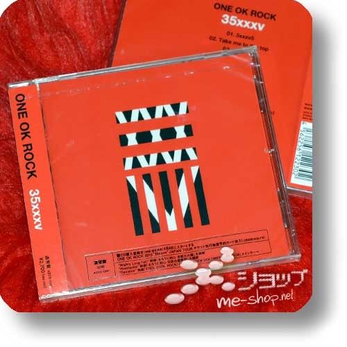 ONE OK ROCK - 35xxxv-0