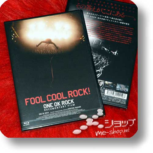 ONE OK ROCK - FOOL COOL ROCK! Documentary Film (Blu-ray)-0
