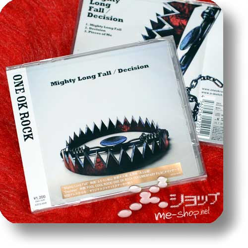 ONE OK ROCK - Mighty Long Fall / Decision-0