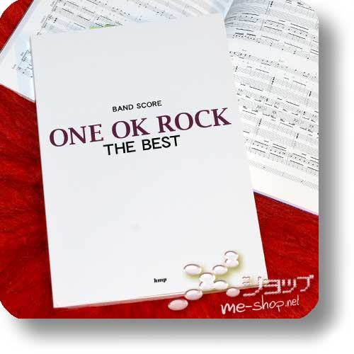 ONE OK ROCK - THE BEST Official Band Score (Notenbuch)-0
