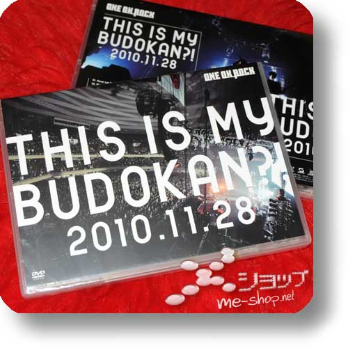 ONE OK ROCK - This is my Budokan?! 2010.11.28 (Live-DVD)-0