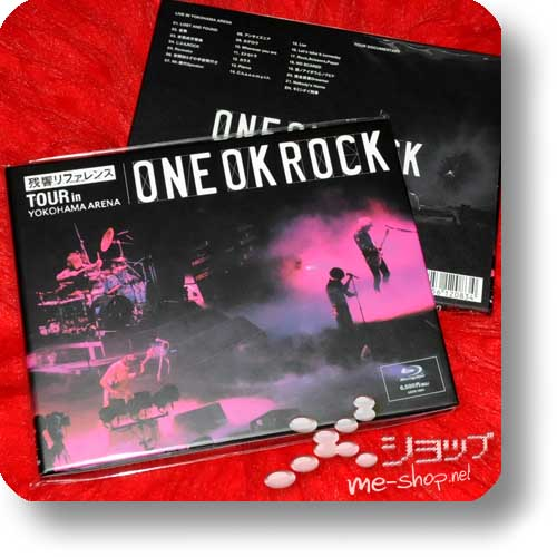 ONE OK ROCK - Zankyou Reference Tour In Yokohama Arena (BLU-RAY / Digibook)-0