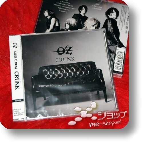 -OZ- - CRUNK (lim.CD+DVD)-0