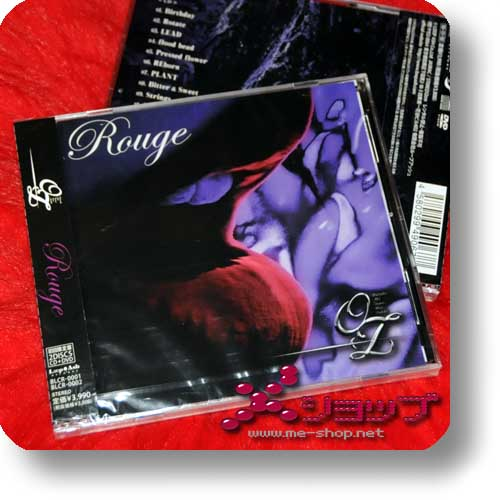 -OZ- - Rouge LIM.CD+DVD-0