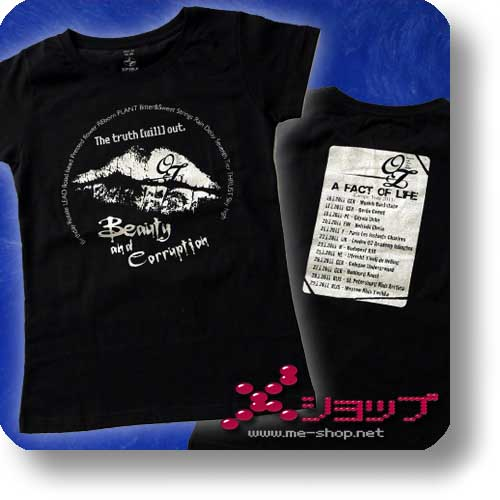 -OZ- - Original Girly EURO-TOUR 2011 RUS / Größe L-0