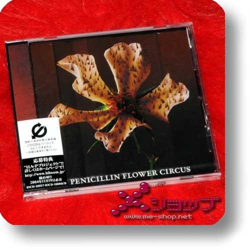 PENICILLIN - Flower Circus-0