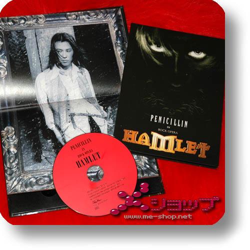 PENICILLIN - Hamlet LIM.CD+BUCH (Re!cycle)-0