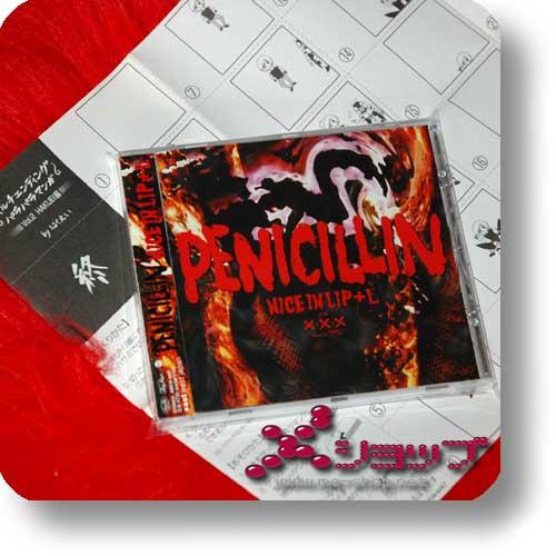 PENICILLIN - Nice in LIP+L / LIM.+DAUMENKINO Vol.2 (Re!cycle)-0