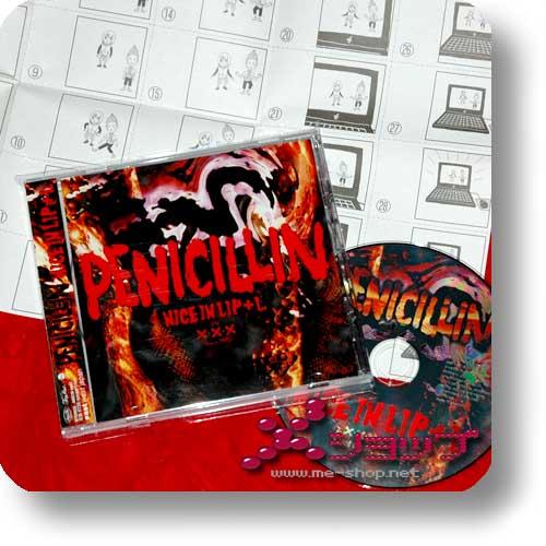 PENICILLIN - Nice in LIP+L / LIM.+DAUMENKINO Vol.5 (Re!cycle)-0